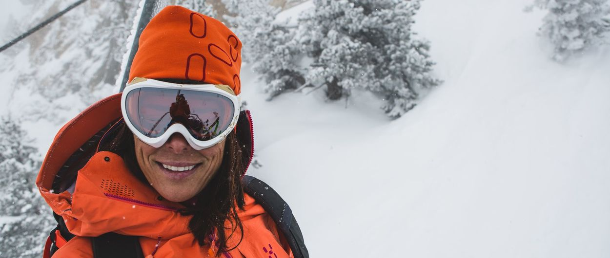De Après-Ski con Edurne Pasaban
