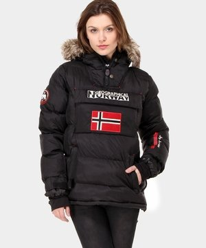 Abrigos geographical norway opiniones