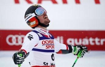 Hirscher sigue haciendo historia y gana el oro del Gigante en S. Moritz