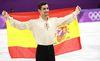 Javier Fernández logra la segunda medalla española en PyeongChang18