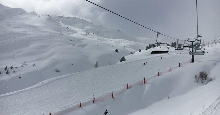 Cerler, paraíso entre montañas