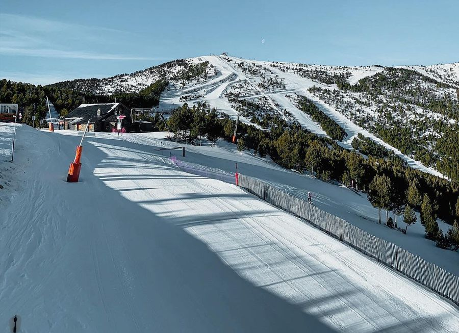 Pistas de esqui de Pal Arinsal