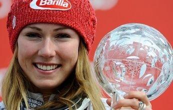 Mikaela Shiffrin se asegura la Copa del mundo sin ponerse los esquís