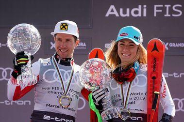 La FIS quiere más Copas del Mundo de esquí alpino en Andorra