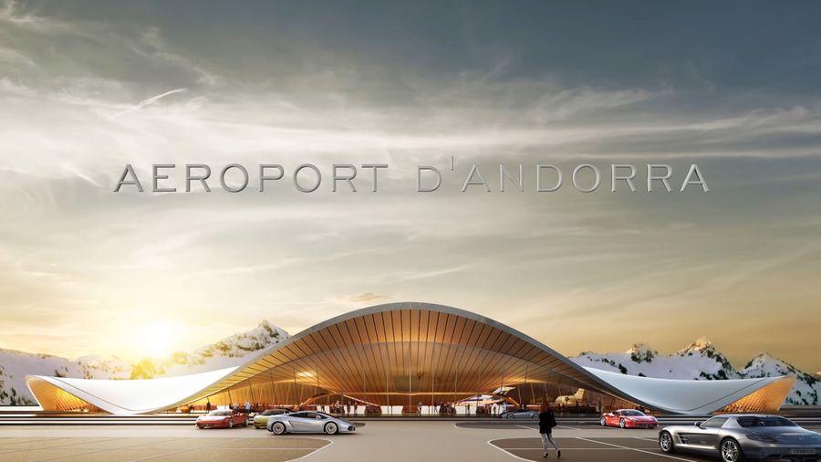 Aeroport d'Andorra