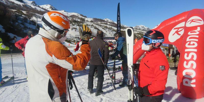 Fuentes de Invierno también existe [Ski Test]