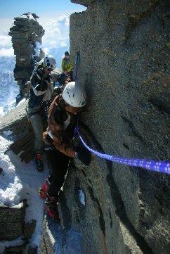 Ascensión al Gran Paradiso (4.061 m)  y a la Punta Gnifetti (4.559m) (Monte Rosa)