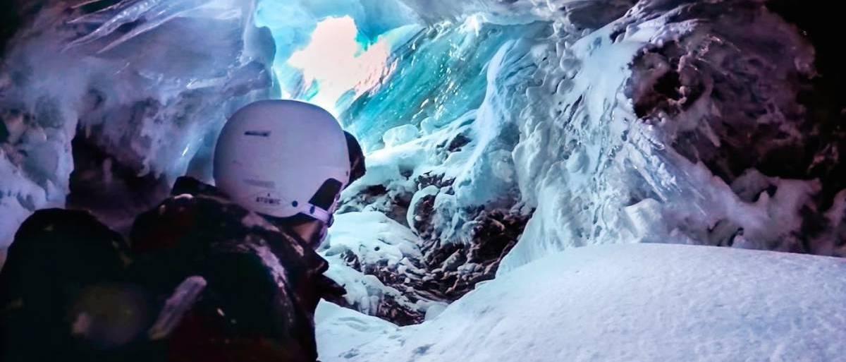 Español queda atrapado durante horas en una grieta de los Alpes
