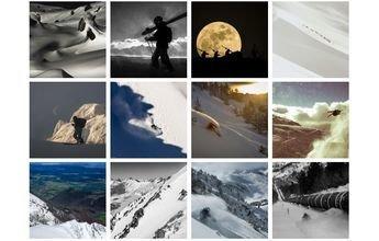 Esto son las fotografías ganadoras del III Certamen Skimetraje