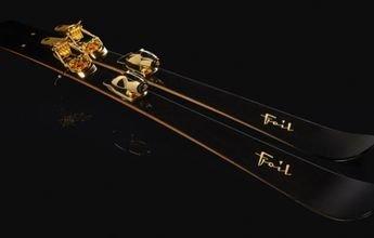 Foil Skis: Los esquís más caros del mundo