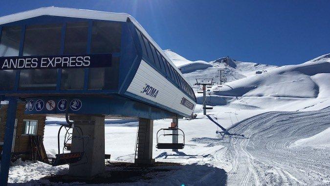 Valle Nevado podría adelantar inicio de temporada si se dan las condiciones