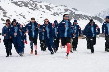 Selección Oficial de esquí alpino de Gran Bretaña para la temporada 2021-2022