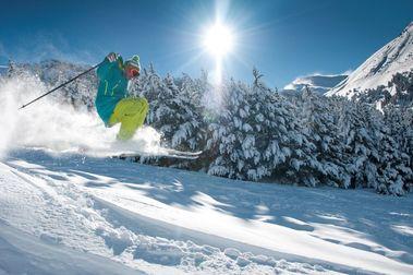 La próxima temporada ya podremos esquiar en las nuevas pistas de Cerler