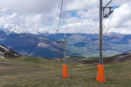 Ski everywhere: ayuda