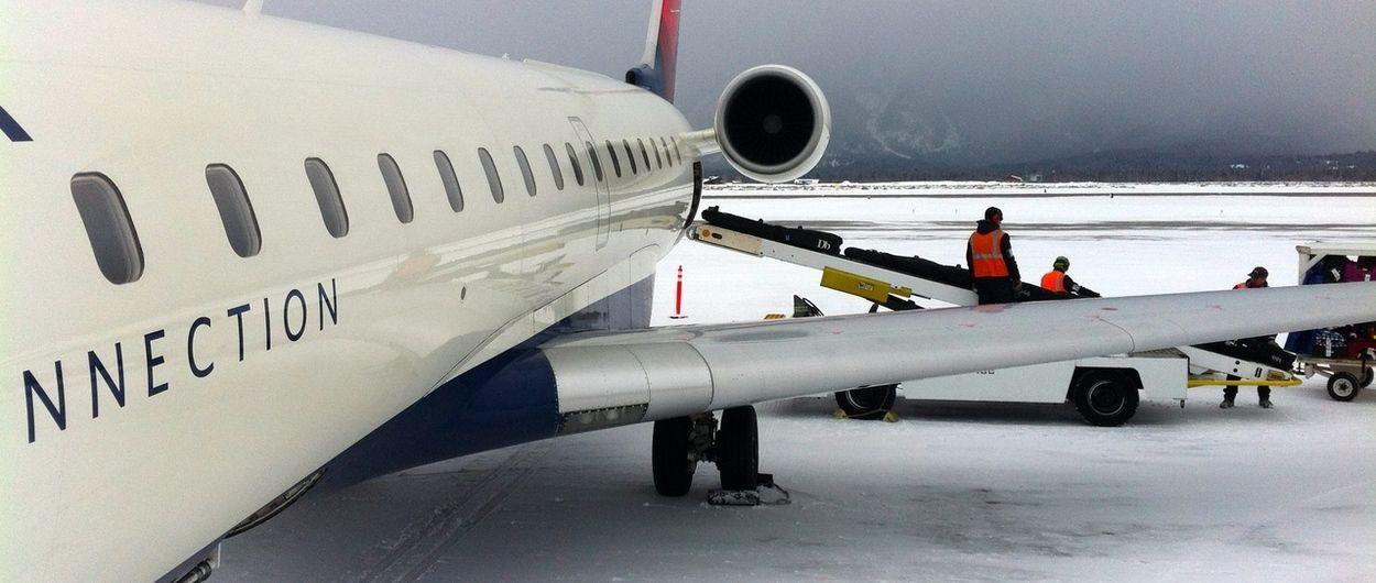 El mejor consejo si viajas en avión y vas a esquiar!