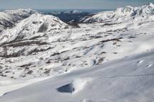 Life in White Adventures Chile Nevados de Chillan