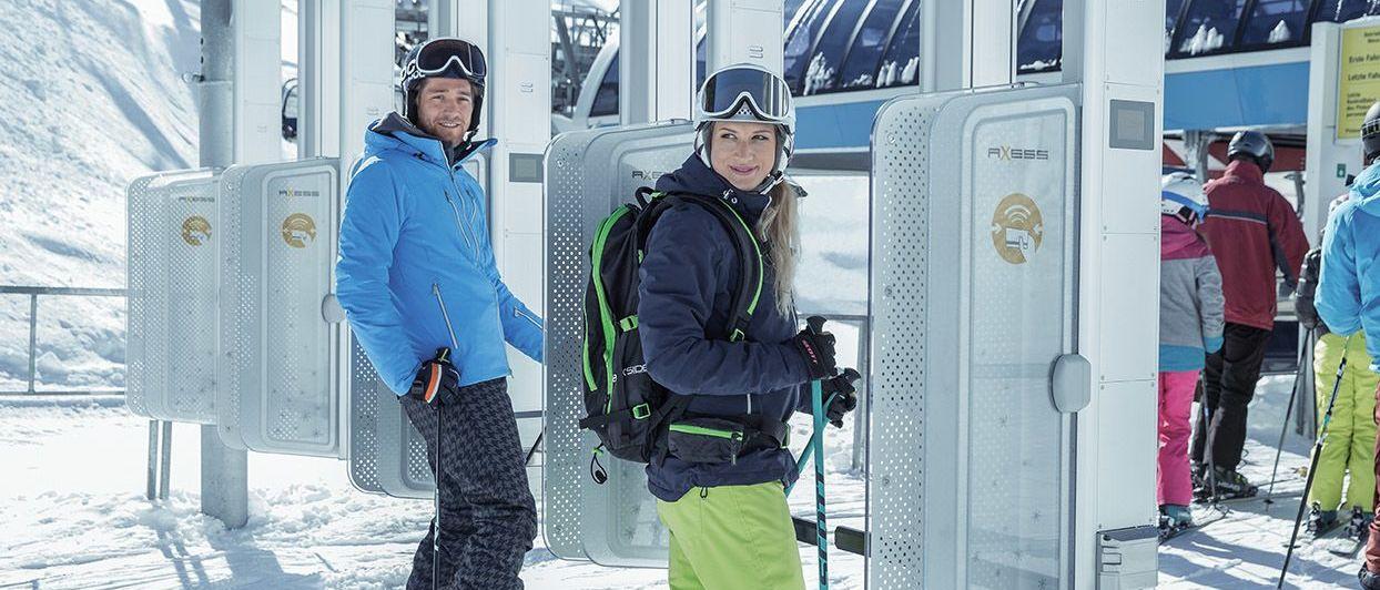 Forfait manos libres en todas las estaciones de esquí de FGC este invierno