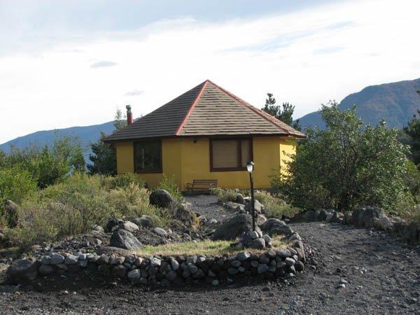 Cabañas  Antucalhue