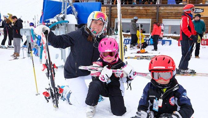 Opciones y precios para esquiar estas vacaciones