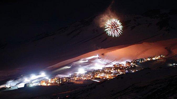 Este Sábado se Inaugura el ski Nocturno en La Parva