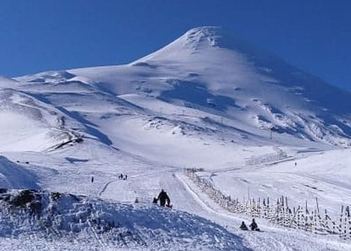 Por accidentes se reitera prohibición de escalar el Volcán Osorno
