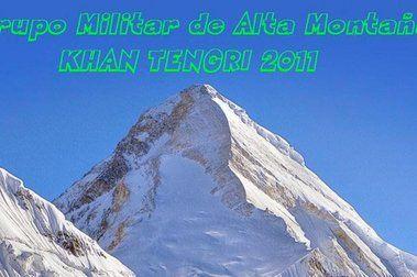 Expedición KHAN TENGRI