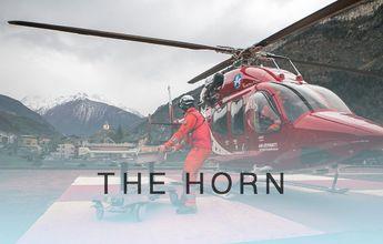 The Horn: La nueva serie de Netflix y Air Zermatt