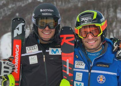 Los esquiadores españoles arrasan en la Copa de Sudamérica