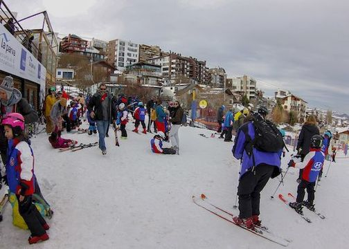 La Parva abre el Martes y será el primer centro de ski en abrir