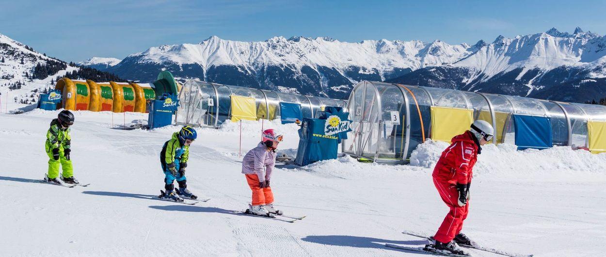 Vacuna anti-COVID-19 obligatoria para los instructores de esquí en Austria