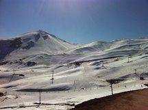 Valle Nevado 15-09-2012