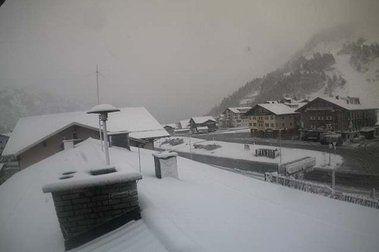 ¡Llega la primera nevada!