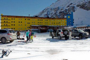 Hoteles y Alojamientos en Sector Portillo
