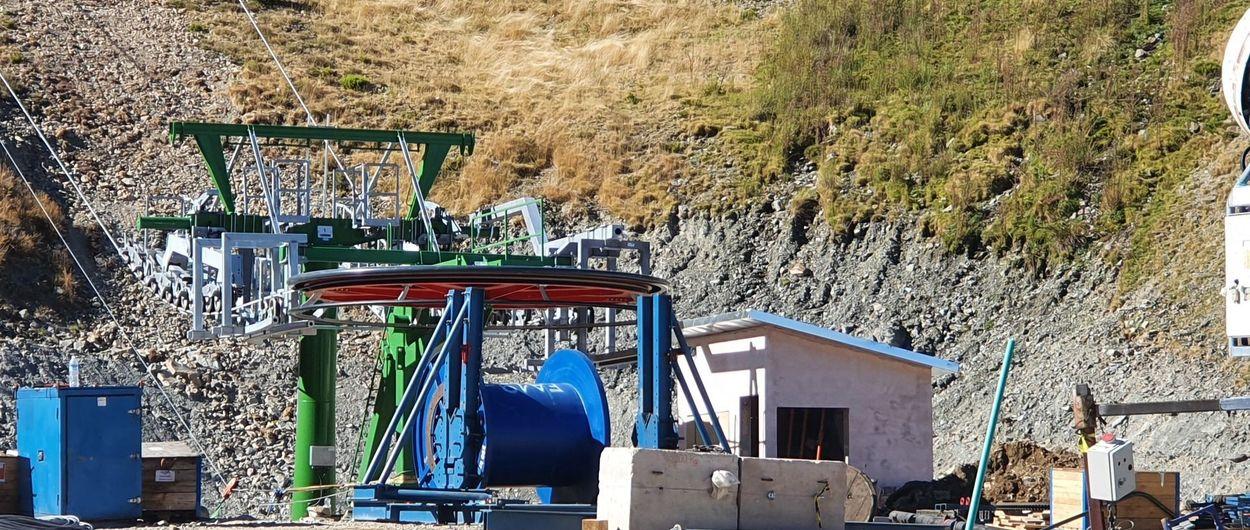 El Gobierno de La Rioja mantiene su apuesta por la estación de esquí de Valdezcaray
