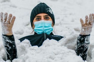¿Cuando podremos volver a esquiar sin mascarilla ni directrices sanitarias?