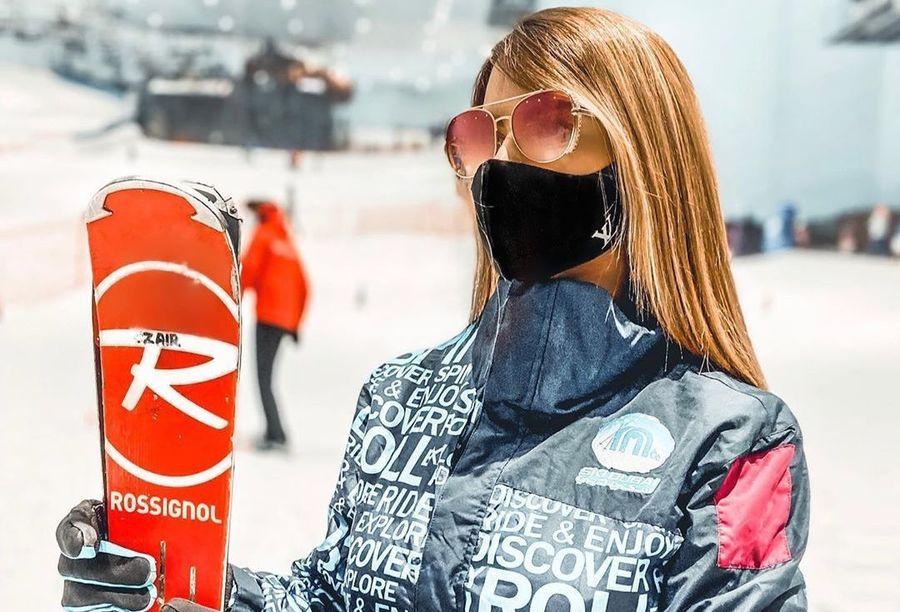 Skier mask rossignol