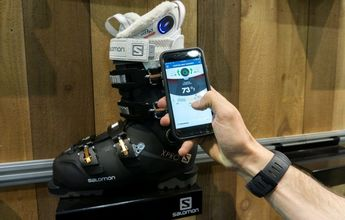 Custom Heat Salomon: Para calentar tus botas de esquí desde el móvil