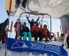 Wolf Creek gana y es la primera en abrir la temporada de esquí en Estados Unidos