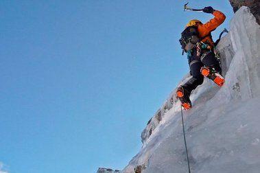 Inaugurada la temporada de alpinismo en Sierra Nevada