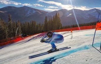 Bode Miller se entrena en Colorado con Bomber Skis y Full Tilt