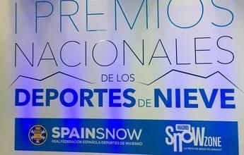Entregados los I Premios Nacionales de los Deportes de Nieve
