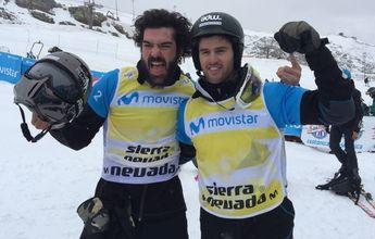 La RFEDI fichará otro skiman para Regino Hernández y Lucas Eguíbar