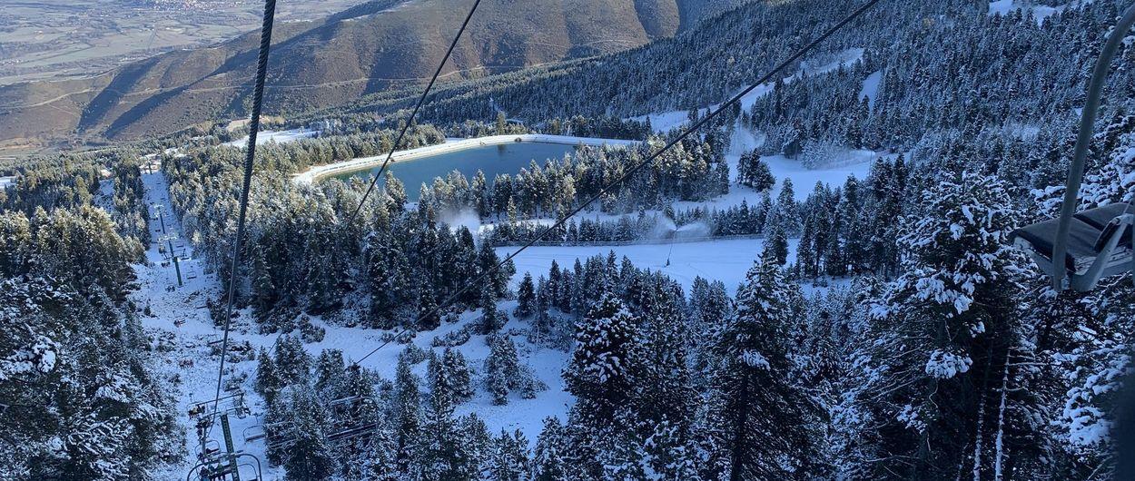 El mejor día de la temporada de esquí 2019-20