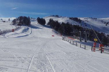 Proponen cerrar la estación de esquí de Camurac definitivamente