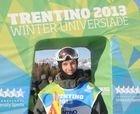 Medalla de Oro de Ruben Vergés en Trentino 2013