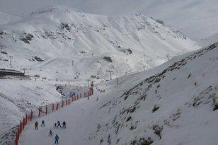 Aprendiendo a esquiar desde 1