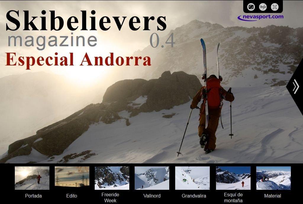 Nuevo Skibelievers Mag 04