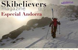 Nuevo Skibelievers Mag 04 'Especial Andorra Freeride'