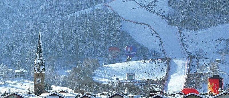 Pistas míticas - Streif (Kitzbühel)