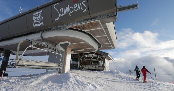 Inauguración por todo lo alto del Club Med Samoëns Grand Massif